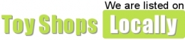 We are listed on Toy Shops locally